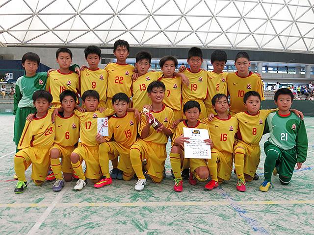 第38回全日本少年サッカー大会熊...