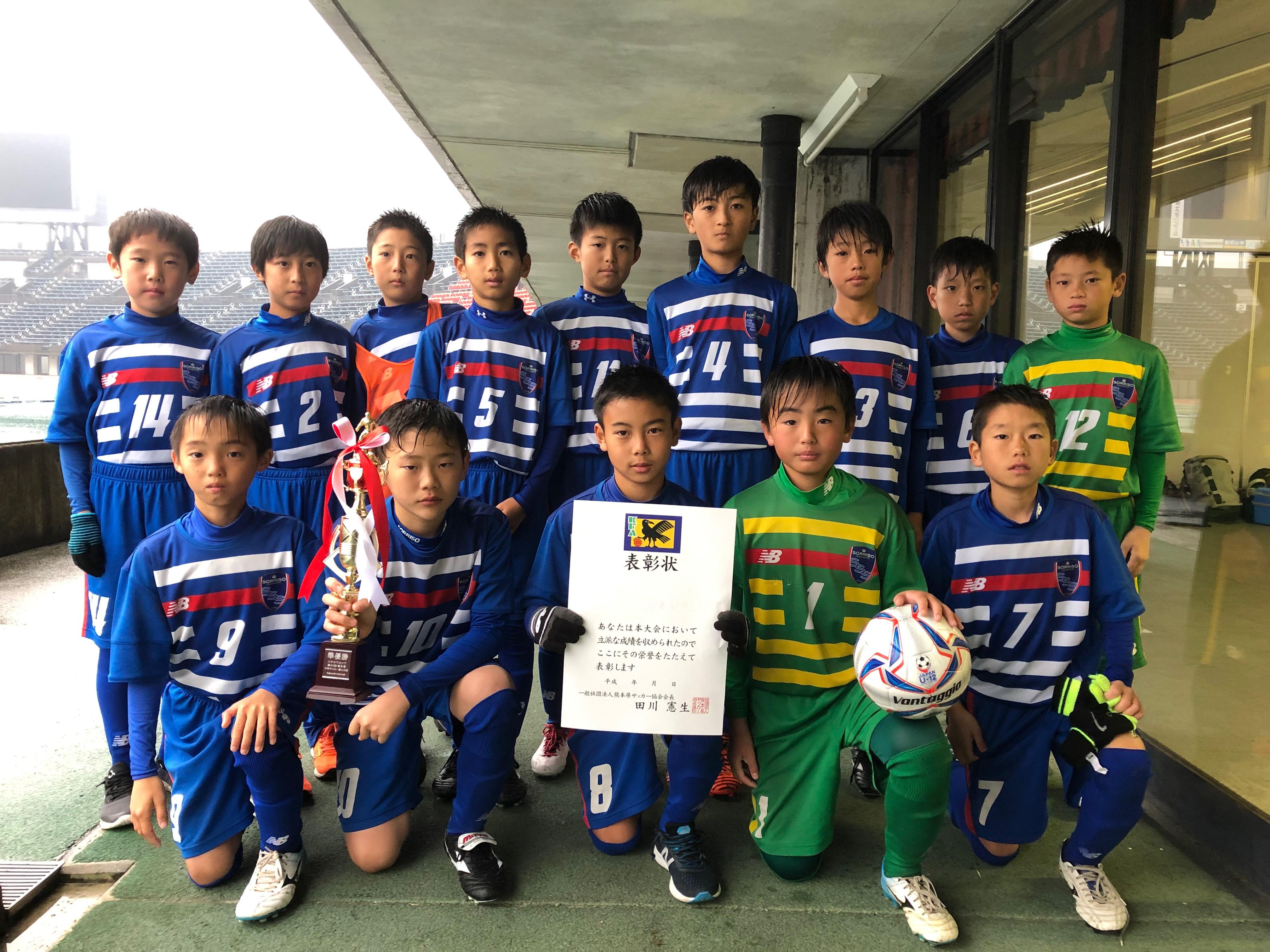 第40回熊本県少年サッカー新人(...